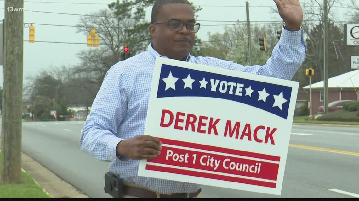 Houston County votes Derek Mack for Warner Robins City Council Post 1 seat, ESPLOST to continue