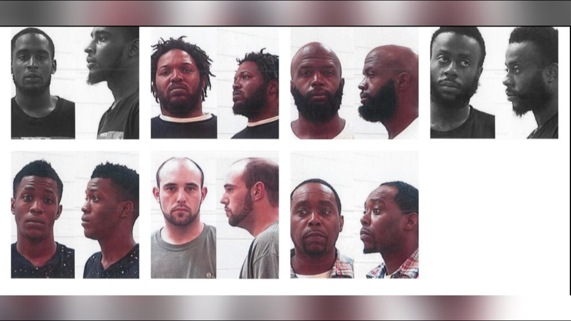 MUGSHOTS | 7 charged in Houston Co  drug bust (2/21