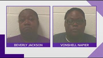 Women sentenced for punching Jones County nursing home resident in 2018