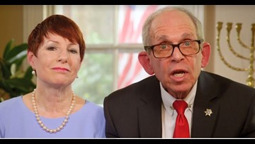 'Workhorse, not a showhorse': Schlesinger kicks off campaign for Bibb mayor