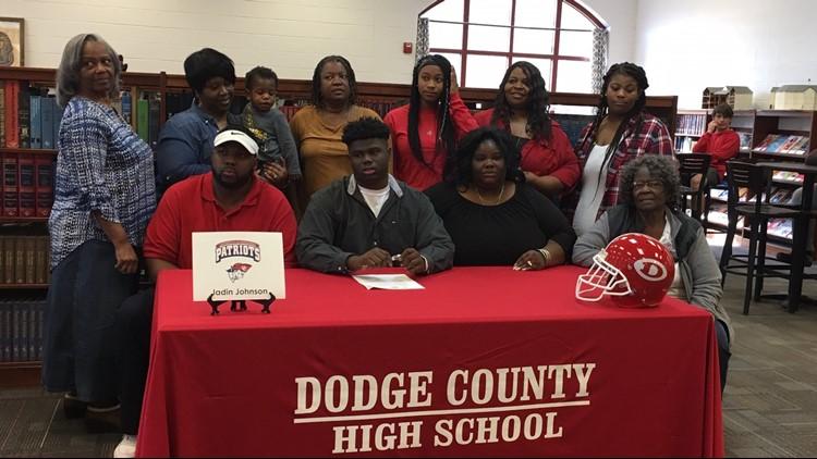 Dodge High School - Jadin Johnson – University of the Cumberlands