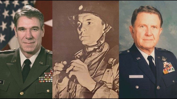 Georgia Military College inducts 3 alumni into Hall of Heroes
