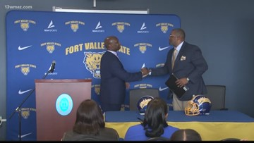 FVSU introduces Maurice Flowers as football coach