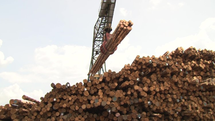 'Increased production': Lumber company Interfor investing $30M to expand Perry sawmill