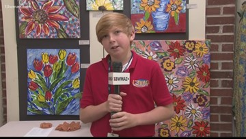 Former 13WMAZ Junior Journalists give audition advice