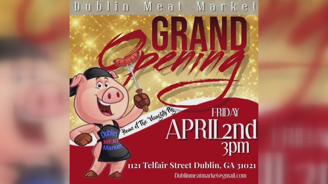 New meat market near downtown Dublin to offer drive-thru pickup