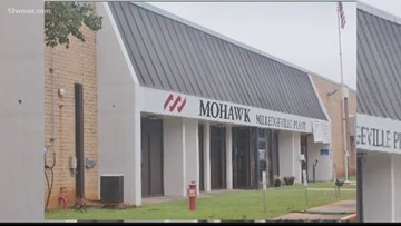 Mohawk to close Milledgeville plant