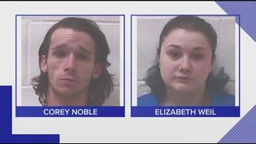 Jones County deputies arrest 2 for destroying Christmas decor