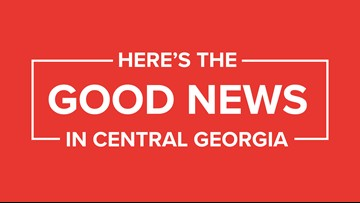 Here's the 'Good News' that happened in Central Georgia: April 14-20
