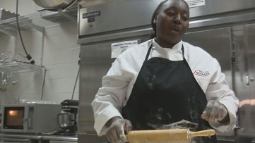 'I truly did have a moment when I gave up:' Vienna woman keeps cooking after having 2 heart attacks, stroke
