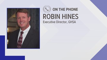 Robin Hines on GHSA recommendation to suspend spring sports