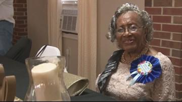 Macon woman celebrates 100th birthday