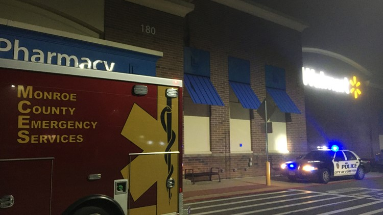 Police: Body found in men's restroom at Forsyth Walmart