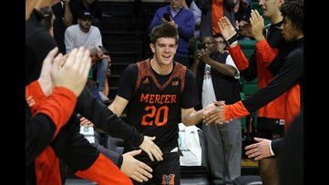 Mercer senior Ross Cummings excited to return after medical redshirt