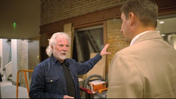 Take a tour of the new Capricorn Studios with Chuck Leavell