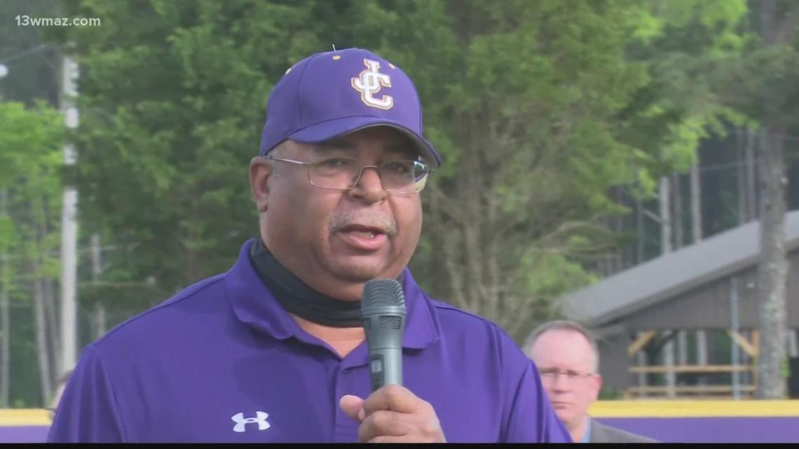 Jones County renames baseball field for ex-head coach Cecil Patterson