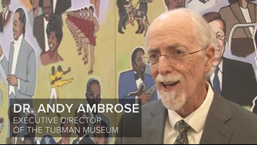 The Tubman's Executive Director talks about preserving history
