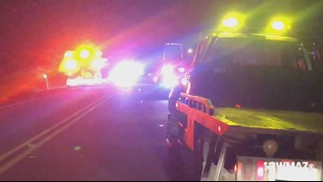 10-year-old killed in Monroe County accident