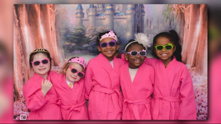 BeYOUtiful Princess Kids Spa