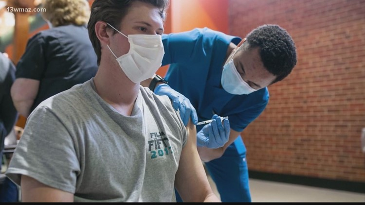 Mercer University participating in national College Vaccine Campus Challenge
