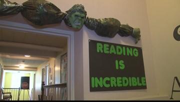 Macon's Freedom School helps reading levels