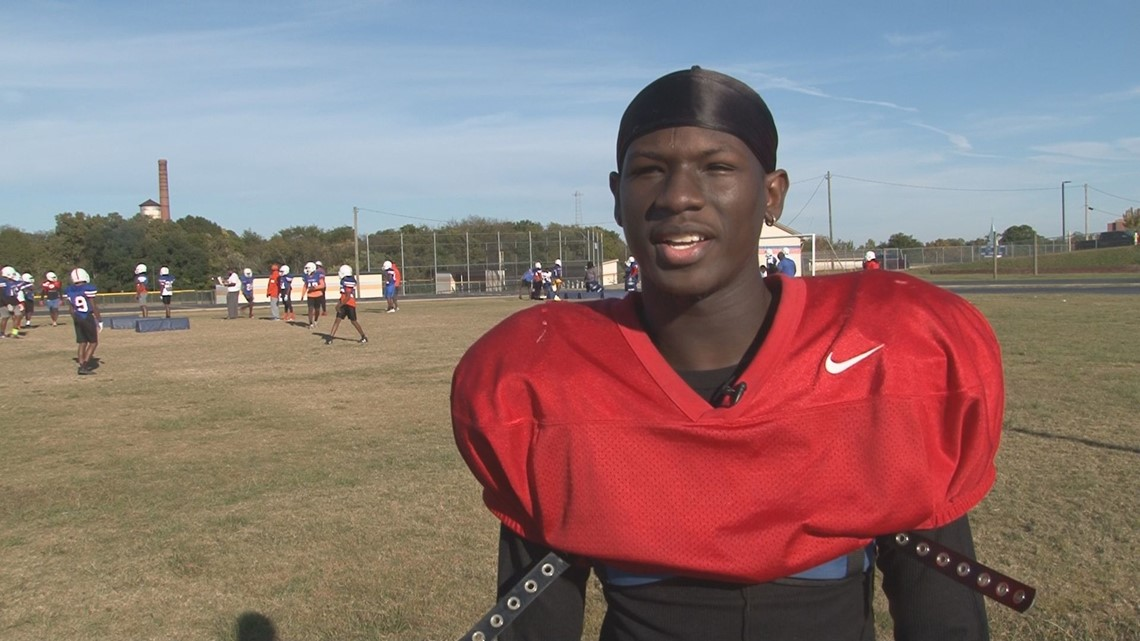 Athlete of the Week: Jalik Thomas