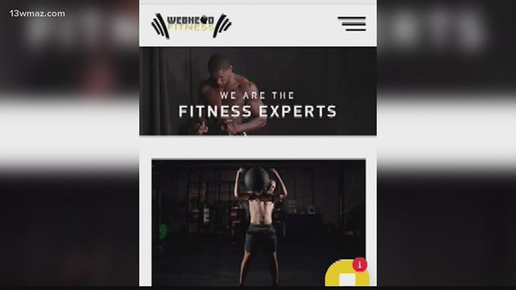 AMPED UP: Webhead Fitness aims to match clients with personal trainers