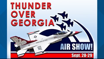 Thunder Over Georgia Air Show 2019 | Everything you need to know