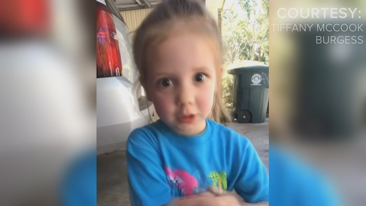 Macon 4-year-old wants you to wash your hands