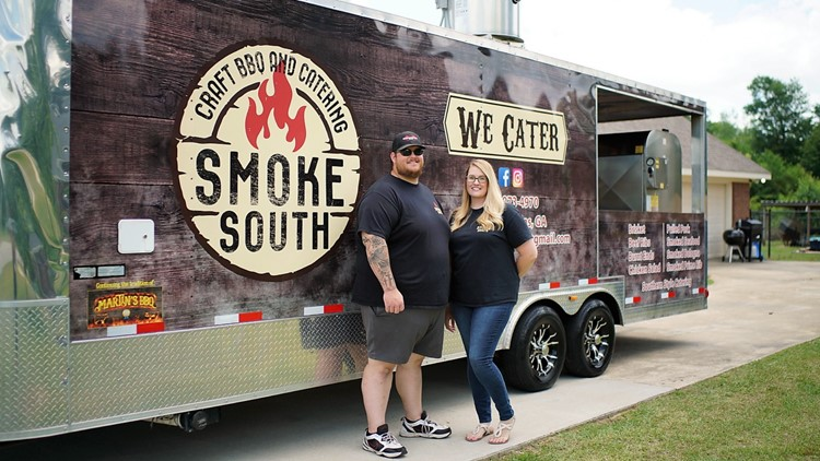 Houston County couple brings taste of Martin's BBQ back with new food truck
