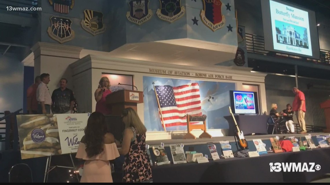 Museum of Aviation plans in-person return to annual auction, raffle this Saturday