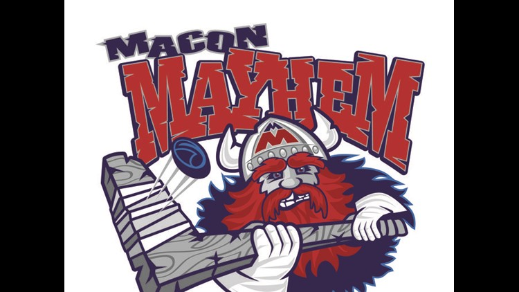 Macon Mayhem Fan Calls Player and Shares contract extension for upcoming season