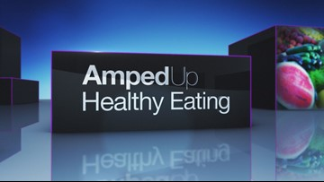 Amped Up: Marvin's top 5 healthy snacks