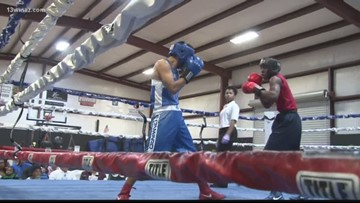 Kingdom Boxing holds Wartown Boxing Classic