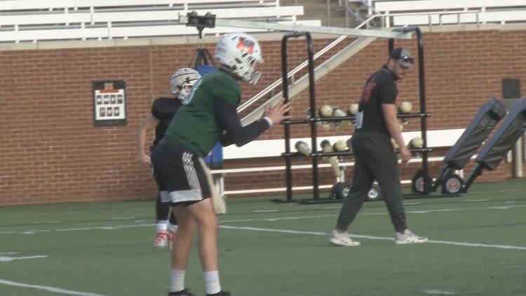 Mercer begins spring football schedule