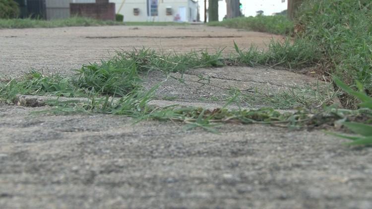 'We want to repair those trip hazards': Warner Robins to fix cracks, lifts on sidewalks