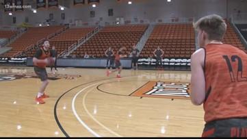 Mercer Basketball looks to get back on track