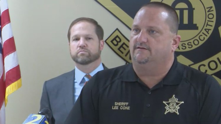 'We investigated every tip:' Ben Hill Sheriff explains how they caught Bo Dukes