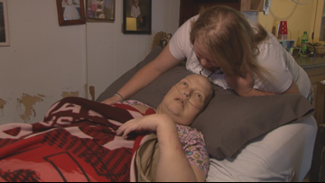 'We want her to go out shining like she came in:' Macon raises funds for chronically-ill woman