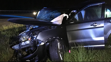 Man dies after accident on I-75 in Houston County   13wmaz com