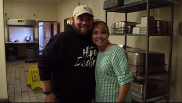 Stuff the Truck: Rescue Mission of Middle Georgia uses food for recovery