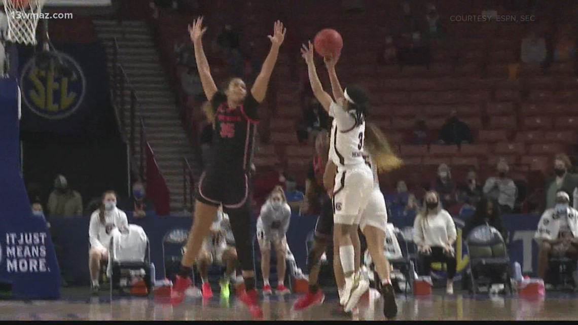 Mercer women's basketball to face South Carolina in NCAA Tournament
