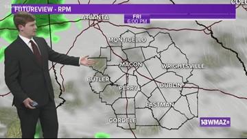Austin's Friday Night Forecast 12-6-19