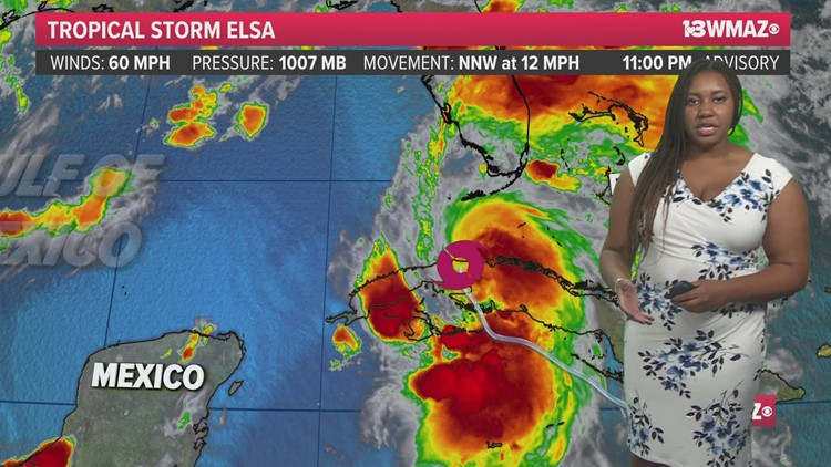 Tracking the Tropics (July 5, 11 pm)