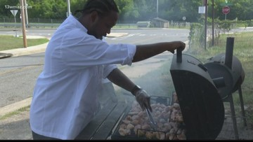 Macon men open 'cultural food court' to keep kids off the street