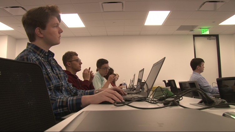Warner Robins internship program aims to bring more students to the workforce, engineering field