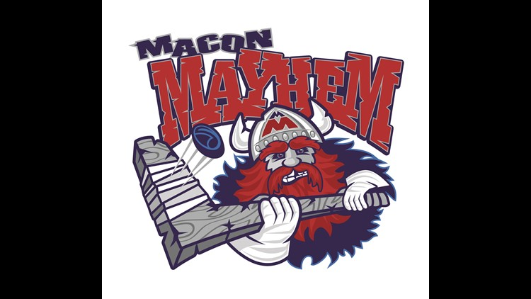 Macon Mayhem collect over 2,500 teddy bears for Macon's children's hospital
