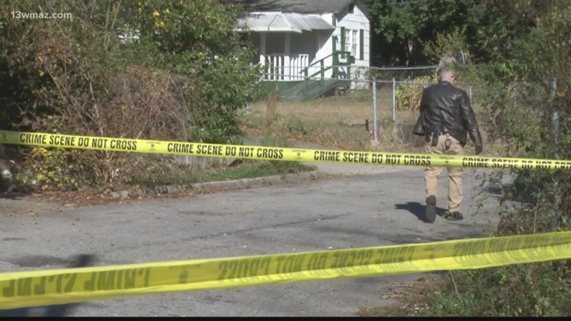 Macon neighbors worry about gunshots off Vineville Avenue