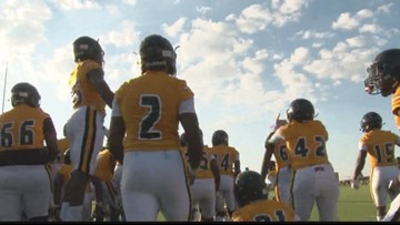Peach County Trojans rise from death and defeat