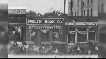 Old Dublin bookstore transformed into new salon